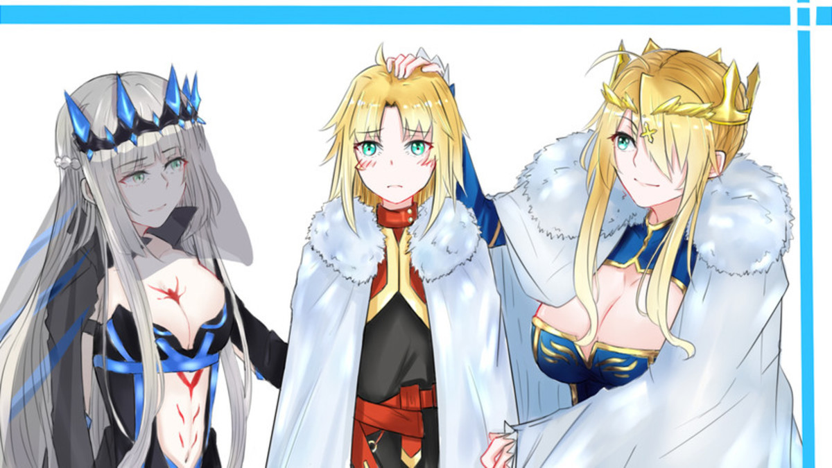 Mama,Mordred, and Papa Pendragon. https://danbooru.donmai.us/posts/2887393 join list: Lewds4DHeart (1587 subs)Mention History join list:. Do they have a brother?