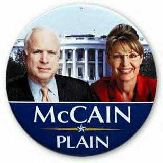 McCain's Plain Campaign . .. OBAMA! FTW! :D