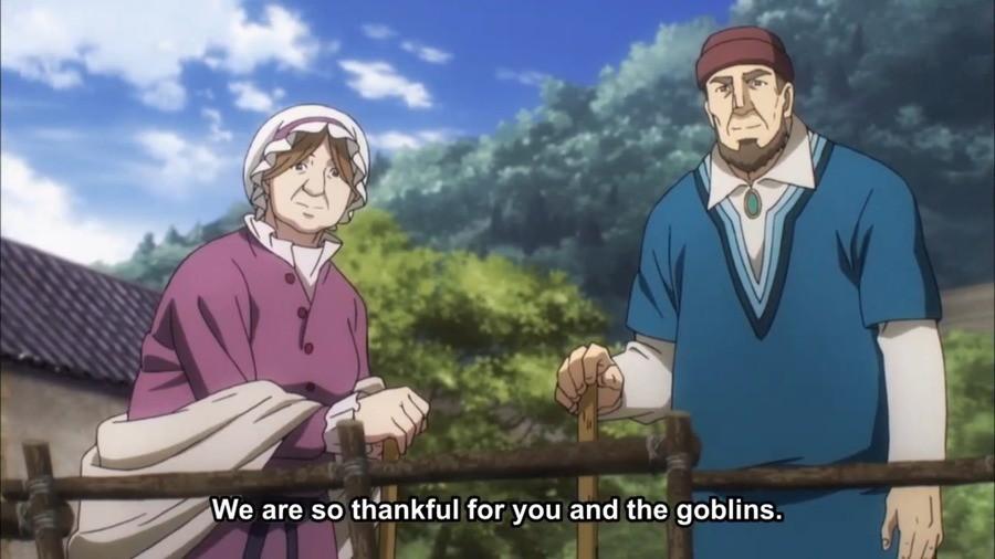 Meanwhile. .. goblins?