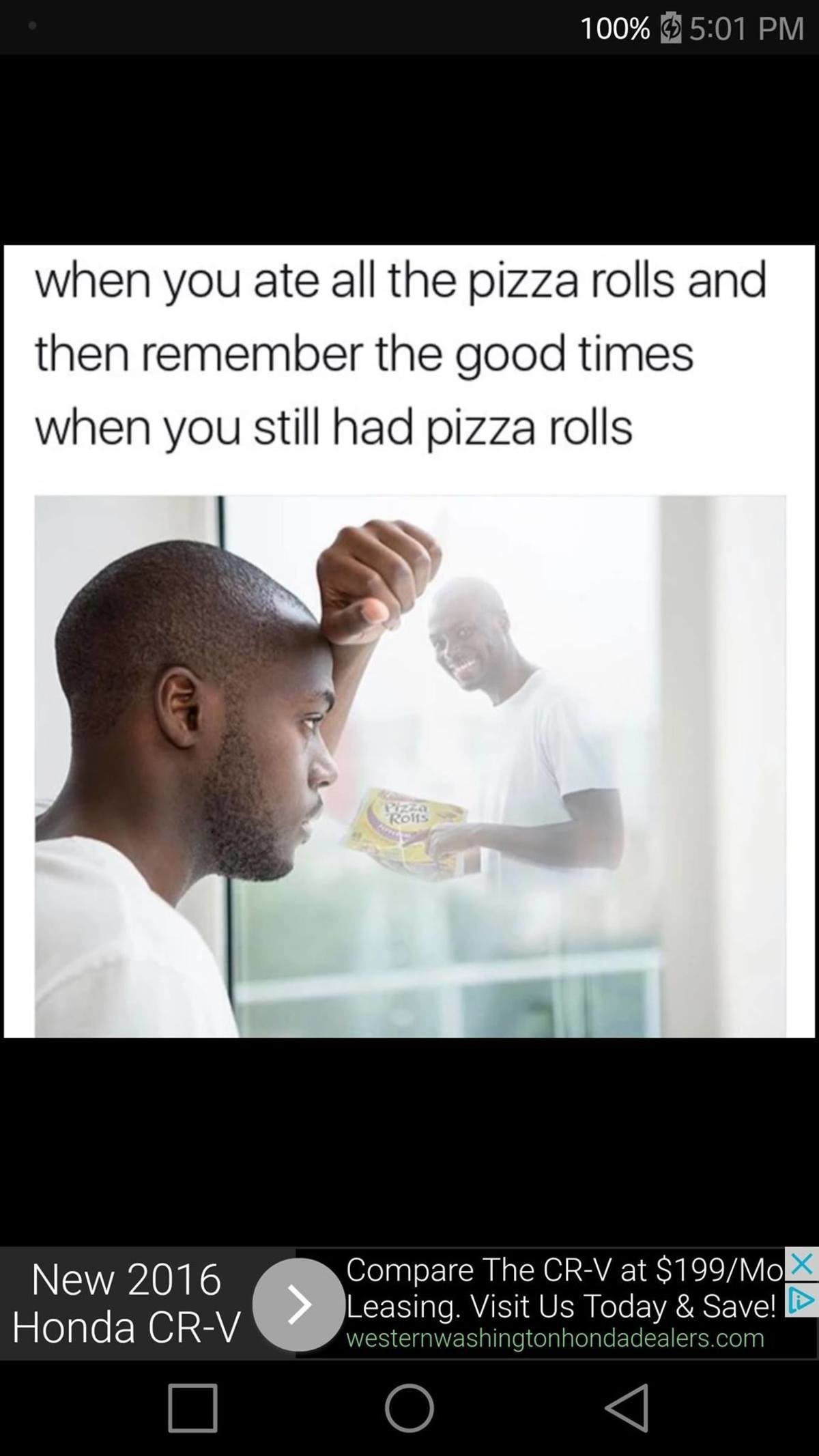 Memories of a good PIZZa time. .. The real meme