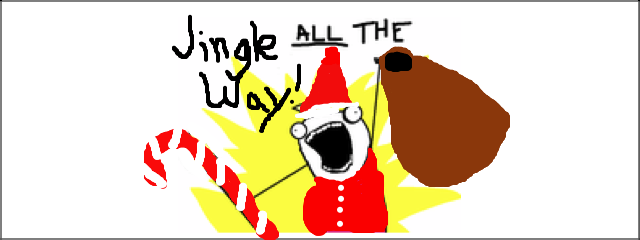 Merry Early Christmas. I suck at rage comics, just trying to spread the holiday cheer..