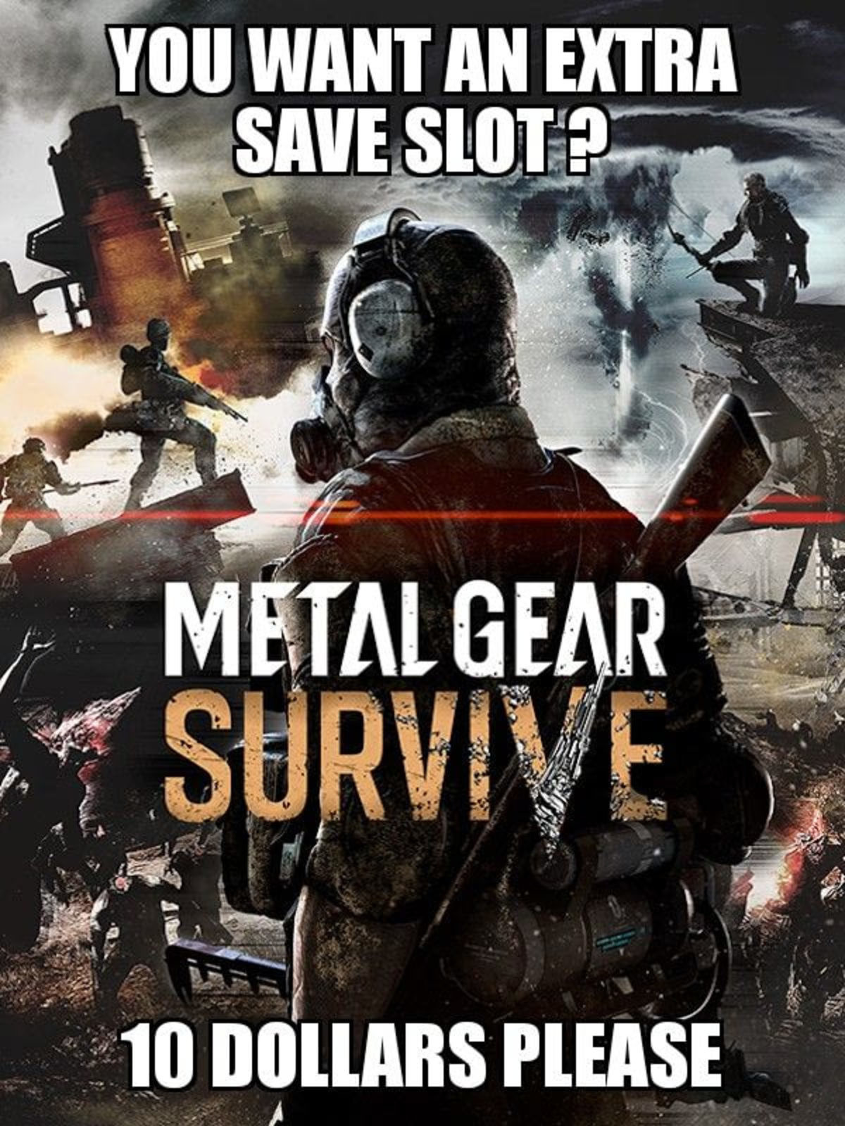 Metal Gear Passing. join list: VideoGameHumor (1694 subs)Mention Clicks: 566743Msgs Sent: 5336450Mention History. I LEE Ilene. 10 ll MARS PHASE. Dunkey's latest video on it, well worth the watch