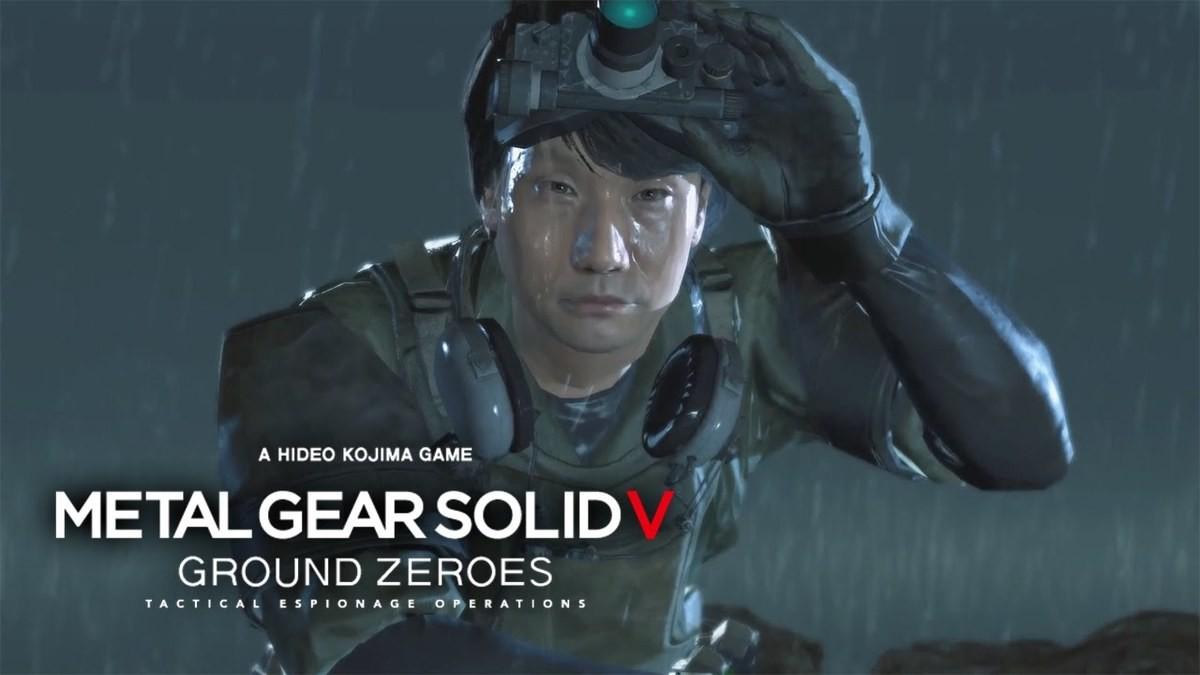 Metal Gear Solid: Comp 1. Metal Gear Solid.. I love metal gear. I know I'm late.