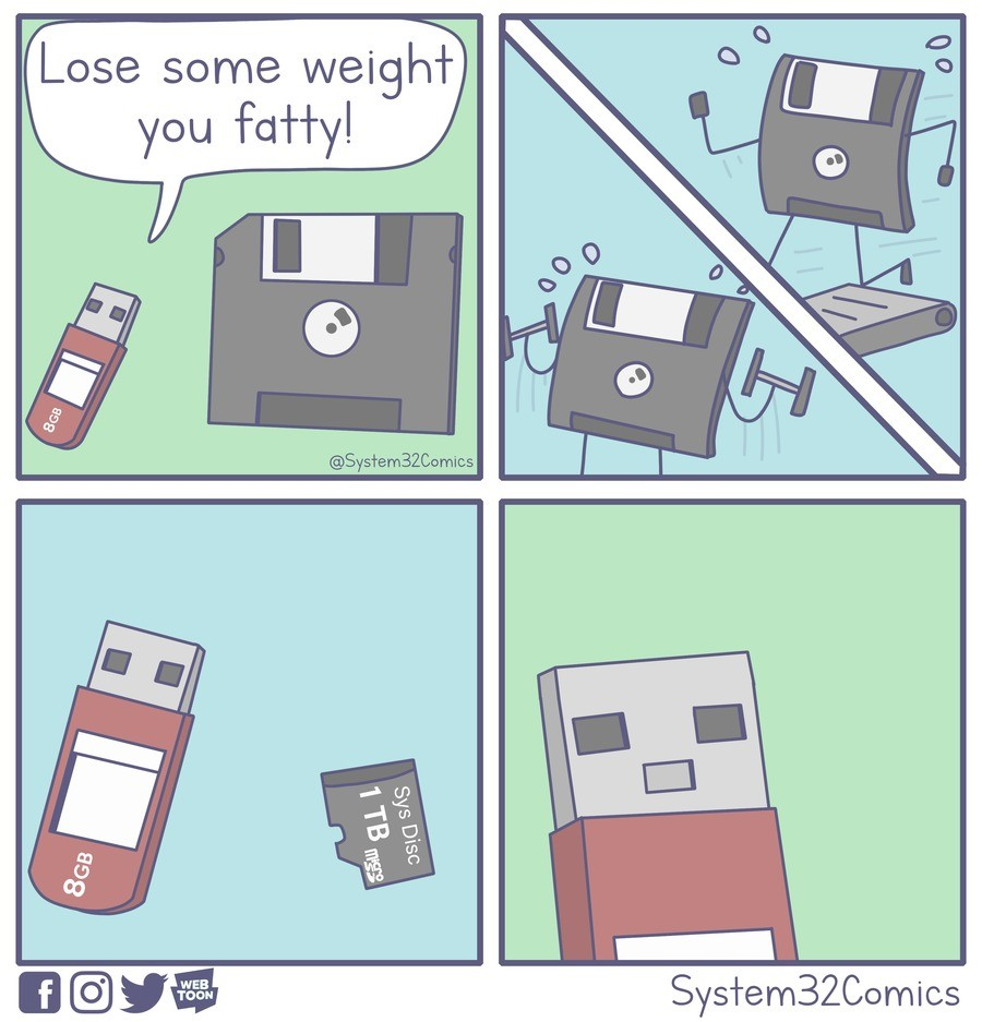 micro sd. someweight/.. And it would never have happened if his friend didn't motivate him.