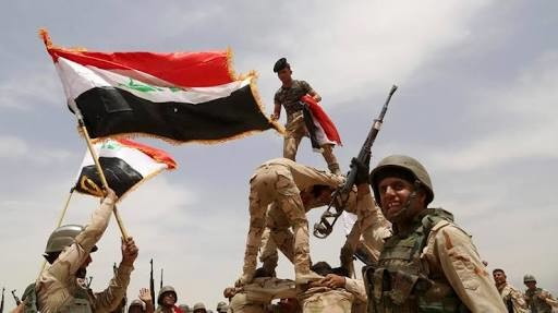Mid East update: End of The Caliphate. Iraq declares end of caliphate After eight months of grinding urban warfare, Iraqi government troops on Thursday captured