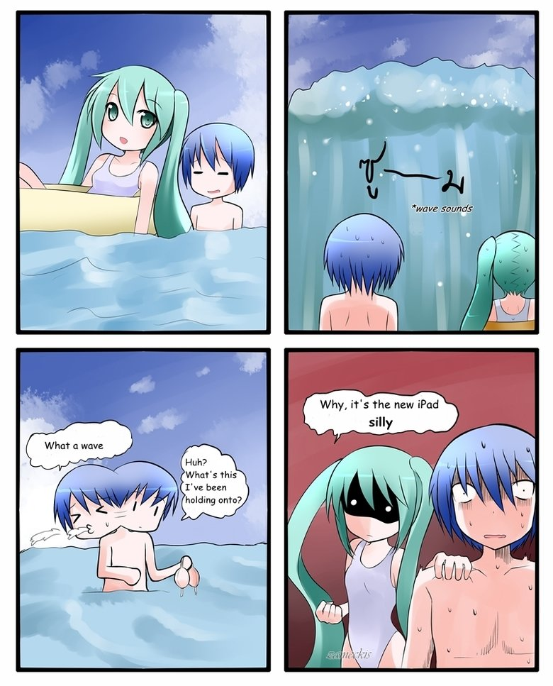 miku plus 21. I do not own anything at this comic! I only have the raw of this comic and translate them From Thai ->English And I post it here for share teh