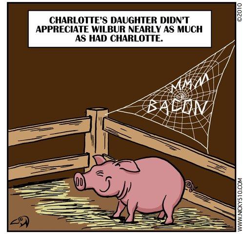 Mmmmm Bacon. . MIE' MEL? AS MUCH iii] iigjji'