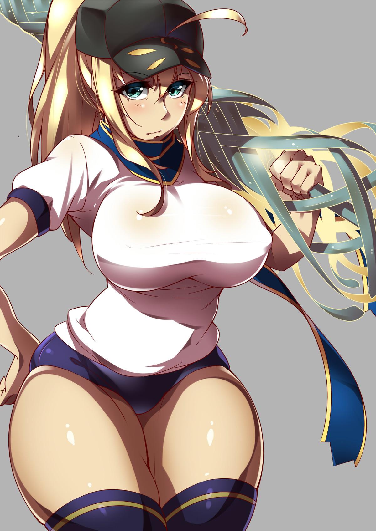 Mysterious Heroine X Lancer. Source https://www.pixiv.net/memberillust.php?mode=medium&illustid=68170615 join list: Fate (413 subs)Mention History join list