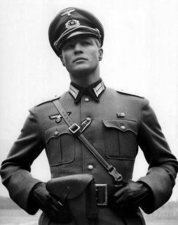 Nazi Uniforms.... ...because there's absolutely no reason why you can't destroy half the world without looking your best... You night have murdered 60 million people but gotdamnit, you looked good doing it.