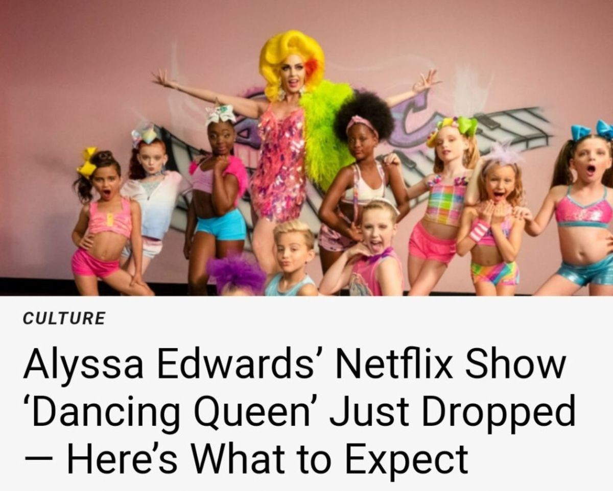 Netflix drag & trans. Are they connected?. .. Remember that you are a transphobic, homophobic racist piece of if you don't let us brainwash and exploit your children! HONK HONK