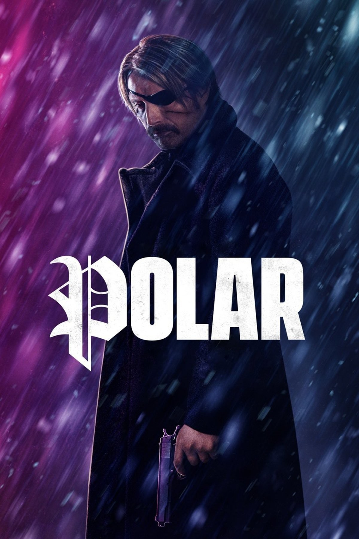 Netflix Polar. I enjoyed it, so I suggest giving it a watch. Got an impressive cast to say the least.