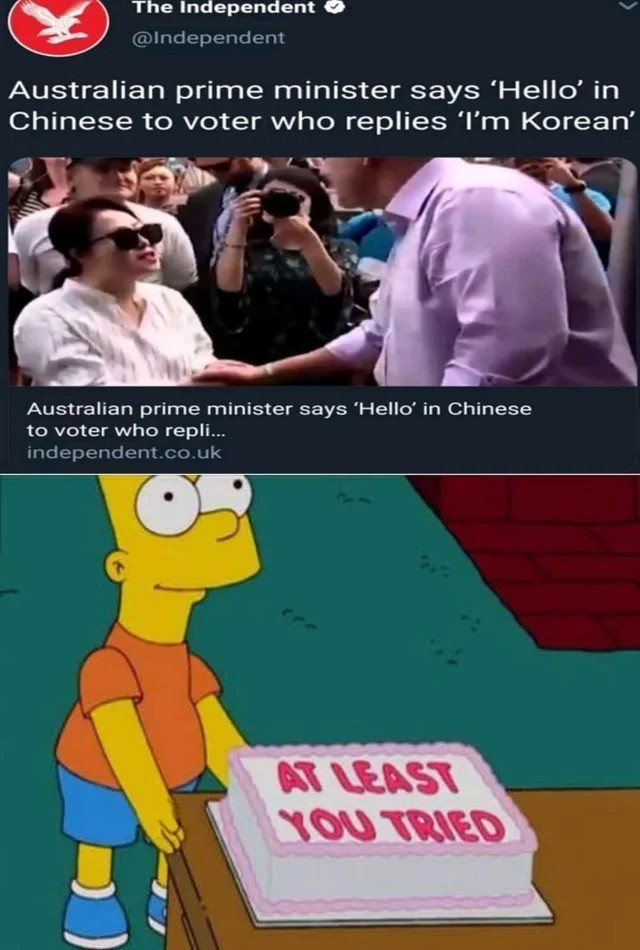 NEVER ENDING POST. .. I'm pretty sure Australians have cursed themselves to the point they're forced to in real life.