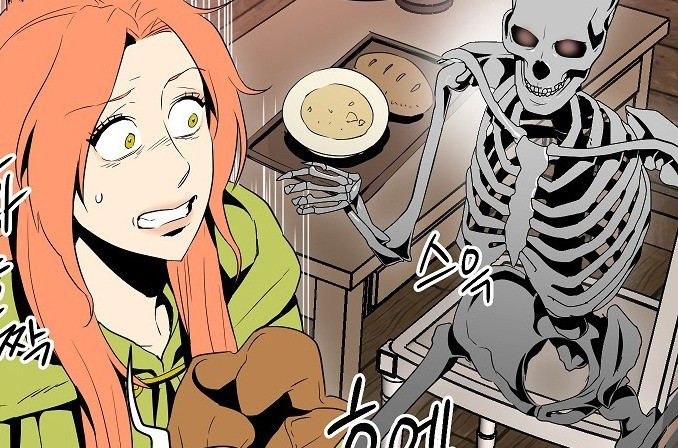 """NEW CHAPTER 92. .. """"You see, this soup is clearly lacking in MEAT"""