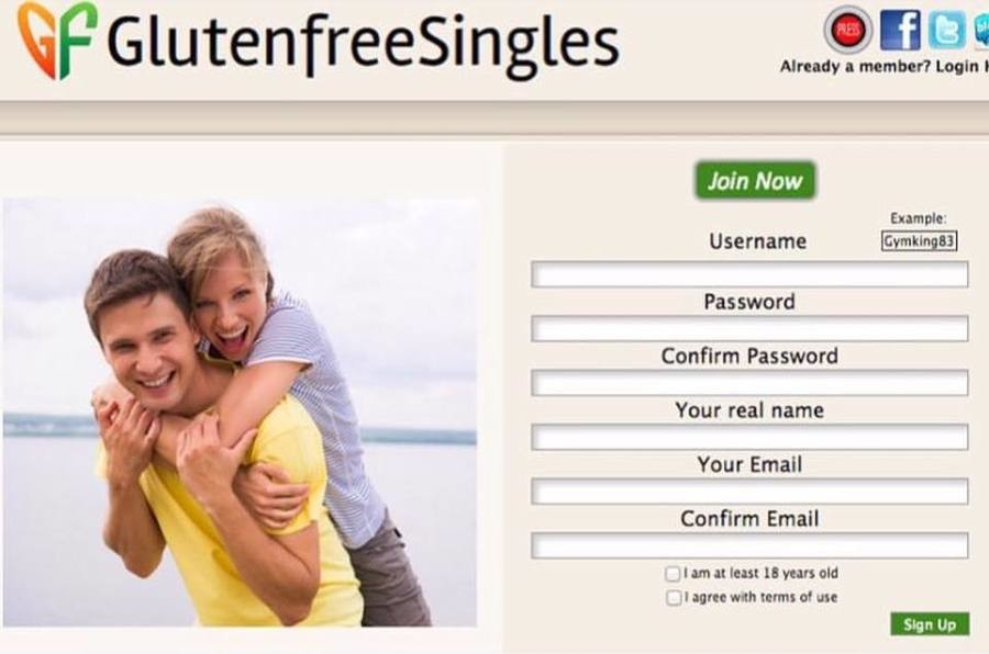 name of new dating site