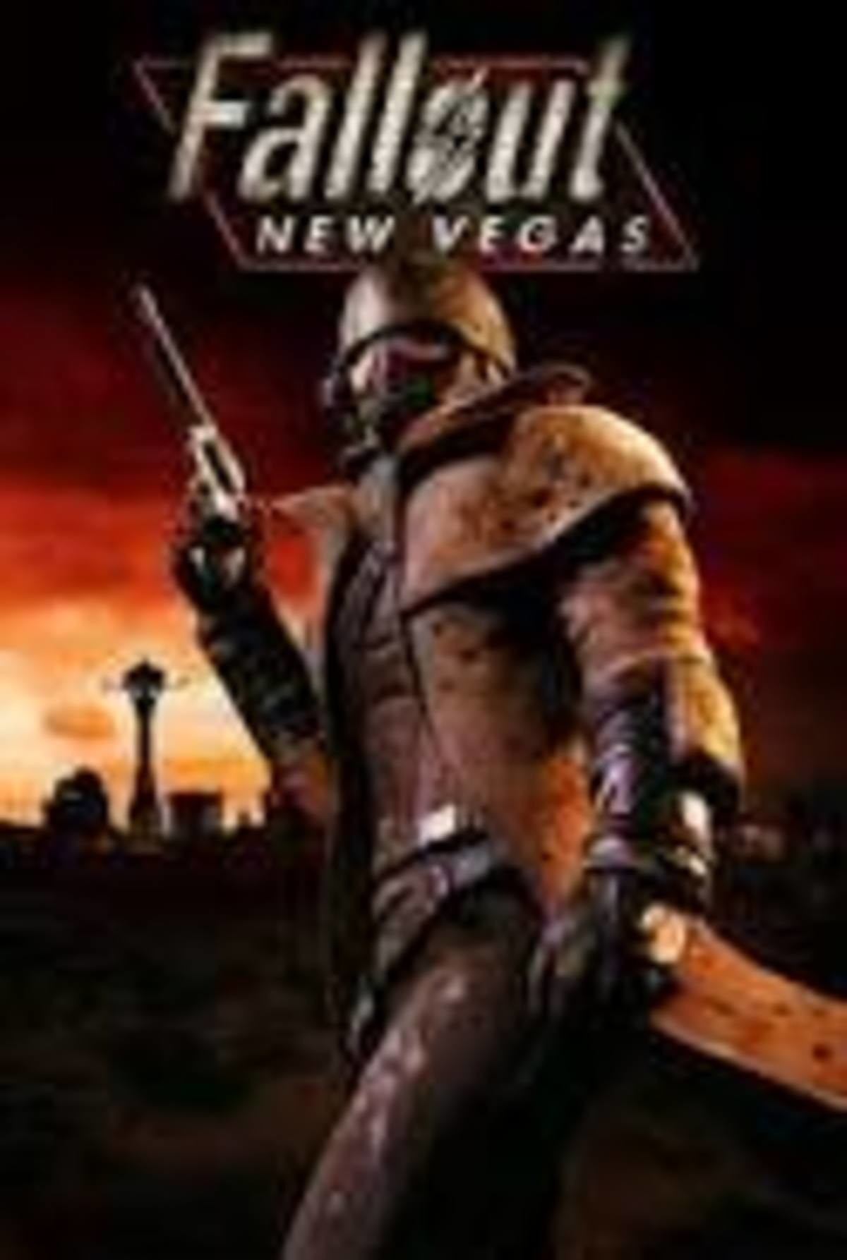 New Vegas, What routes are you going/have gone?. I've been playing a bit of fallout new vegas recently. I bought it last year on my birthday at a discounted pri