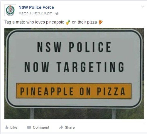 NSW Australian Police Force Memes. join list: GreatDankzOnceamonth (21 subs)Mention Clicks: 62Msgs Sent: 45Mention History I rarely post once a month, but ill m