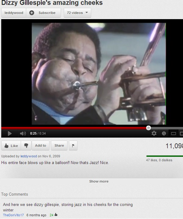 """oh youtube. . entire face bai: n. n. r: 5: up like ' : that: 5: Jazz! 4? Mily l mamas Ma"""" AMA m are Anni Pier»; ' """" I """" ilgili jazz in his fur the winter. All i see is a fat ass booty lady"""