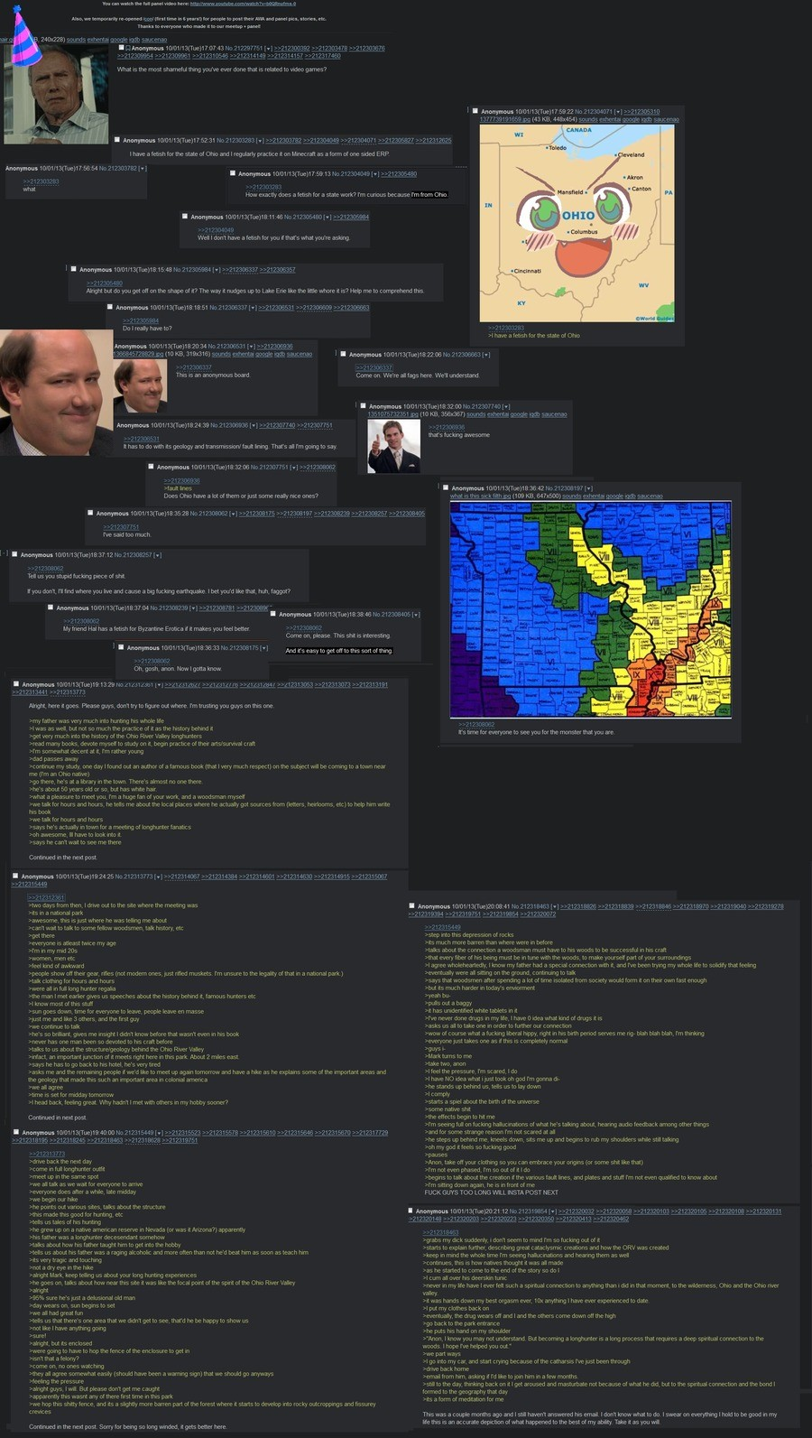 ohio fetish. join list: Chanoholic (311 subs)Mention History.. Tile anon might have some competition..