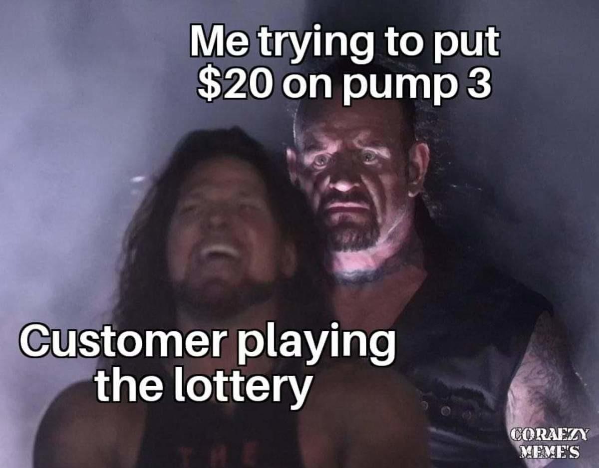 operating few Wren. .. Gambling addicts. I hate them.