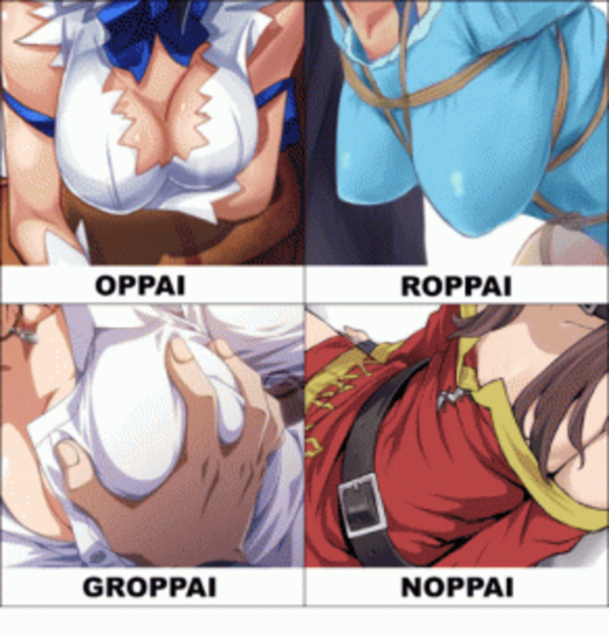 Oppai Or Die. join list: SmolHol (1445 subs)Mention History join list:. What, no cream pai?