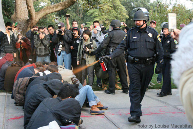 Pepper Spray Cop is back!.  http://sacramento.cbslocal.com/2016/04/13/uc-davis-spent-175000-to-suppress-pepper-spray-incident-nega