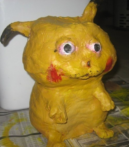 Pikachu fail. The longer you stare, the funnier it gets XD.. PIKACHU, I CHOOSE Y- Oh that .