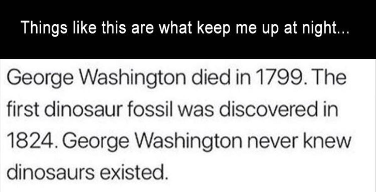 Poor Washington. .. Then explain this.