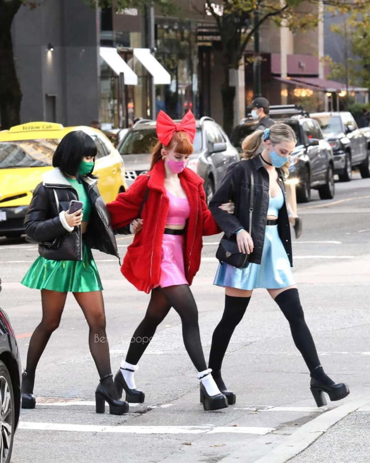 PPG. .. Imagine them saying this