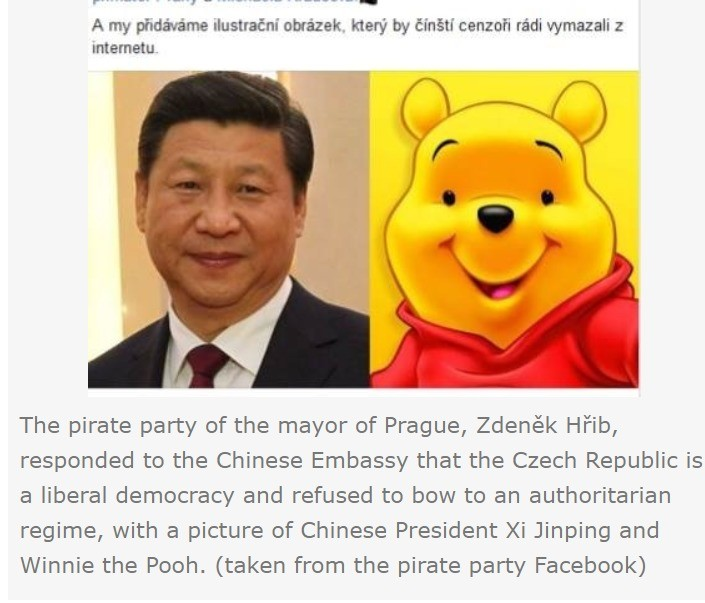 Prague Pirates separate from China. .. Holy I hope it's true