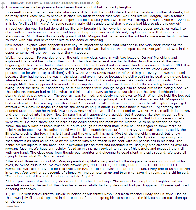 Pretty long, but worth the read!. I'm a stegosaurus source: isthemosthorriblethingyoucaughta/ceqldrb. 598 paint timer siden (didst Andrea B timer siden] (tlr) T