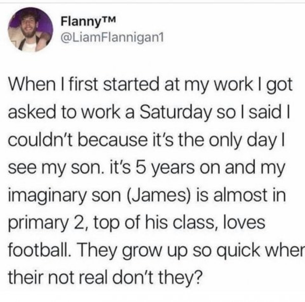 """productive pleasant Peafowl. .. Then a Coworker invites you to a SuperBowl party and tells you """"Susan's bringing her kids, you should bring James."""" What do you do, FJ?"""