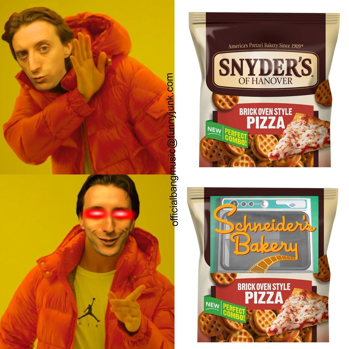 ProJared is Following in Danny Boy's Footsteps. .. I don't get it