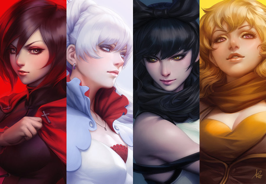 Random RWBY comp - 01. join list: RandomRWBY (32 subs)Mention History I'll start a series of comps I guess, and we'll see how far we'll make it together. I'll p