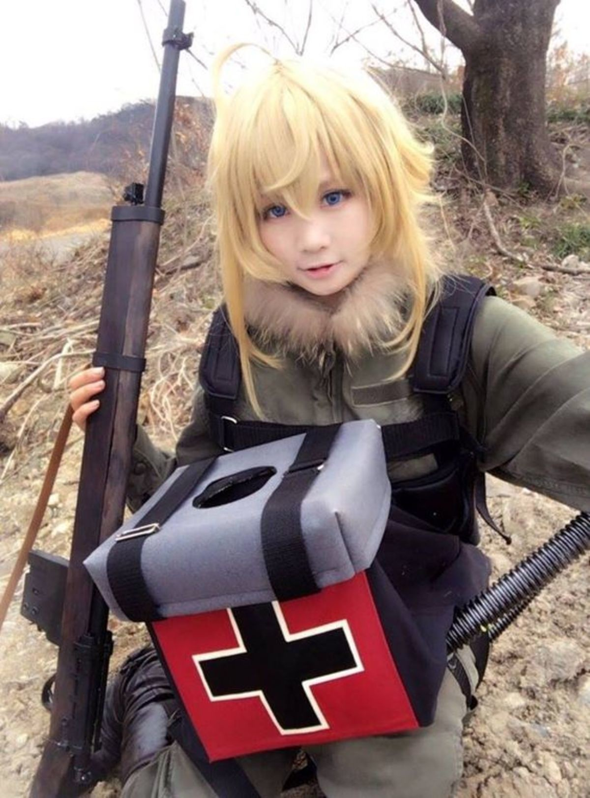 Real Tanya. .. Just noticed there's a tanyatheevil channel.