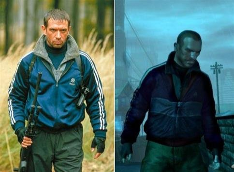 Real Nico Bellic? (Behind Enemy Lines). Behind Enemy Lines (2001).