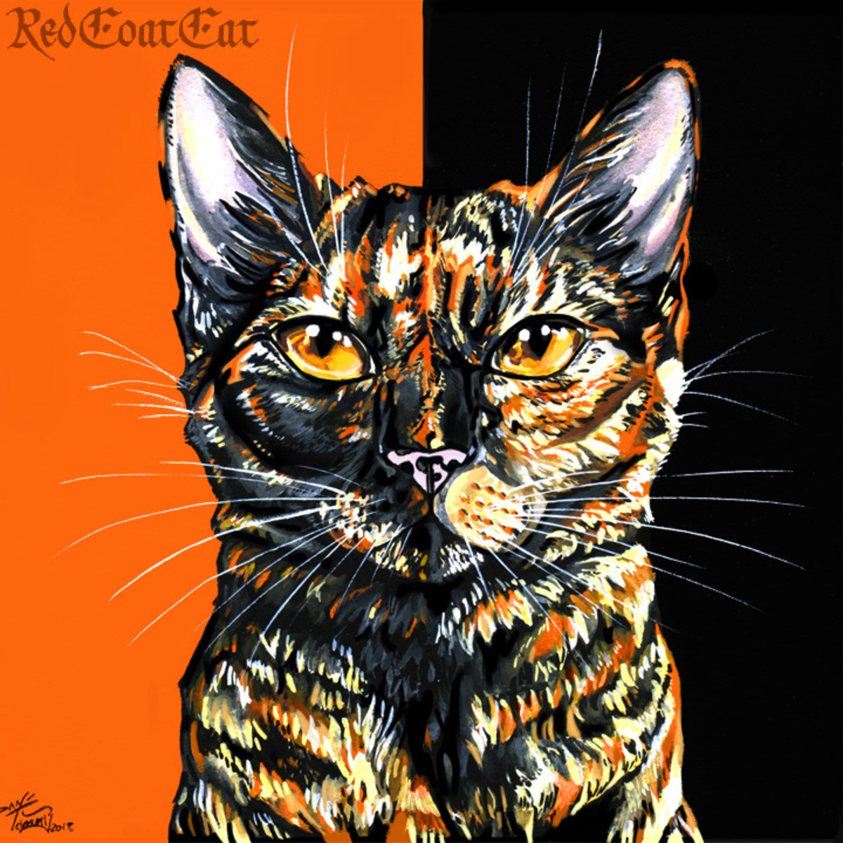 RedCoatCat . Edition 113 of Furry Art You Could Show Your Friends. Today's featured artist is RedCoatCat, a Canadian artist who draws a lot of his