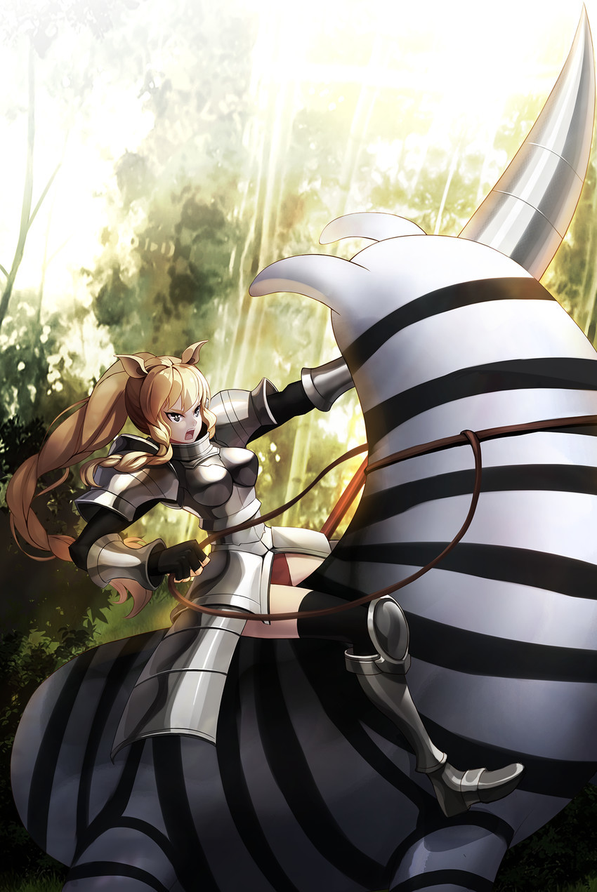 """Rhinoceros Rides Her Noble Steed. join list: AestheticAppreciator (270 subs)Mention History join list:. """"HI HO SILVER AWAY"""""""