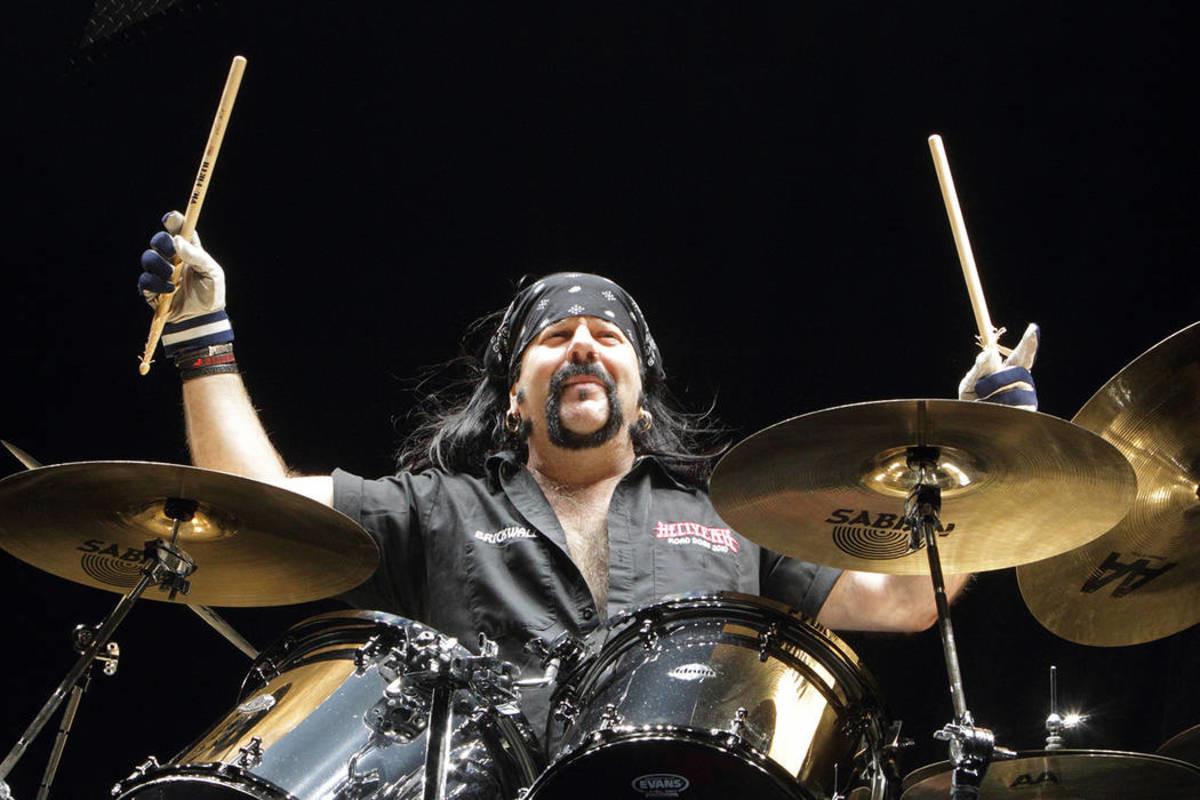 "R.I.P. Vinnie Paul. PANTERA DRUMMER VINNIE PAUL DEAD AT 54 ""Vinnie Paul — the legendary drummer who played in metal bands Pantera, Damageplan and HELLYEAH"