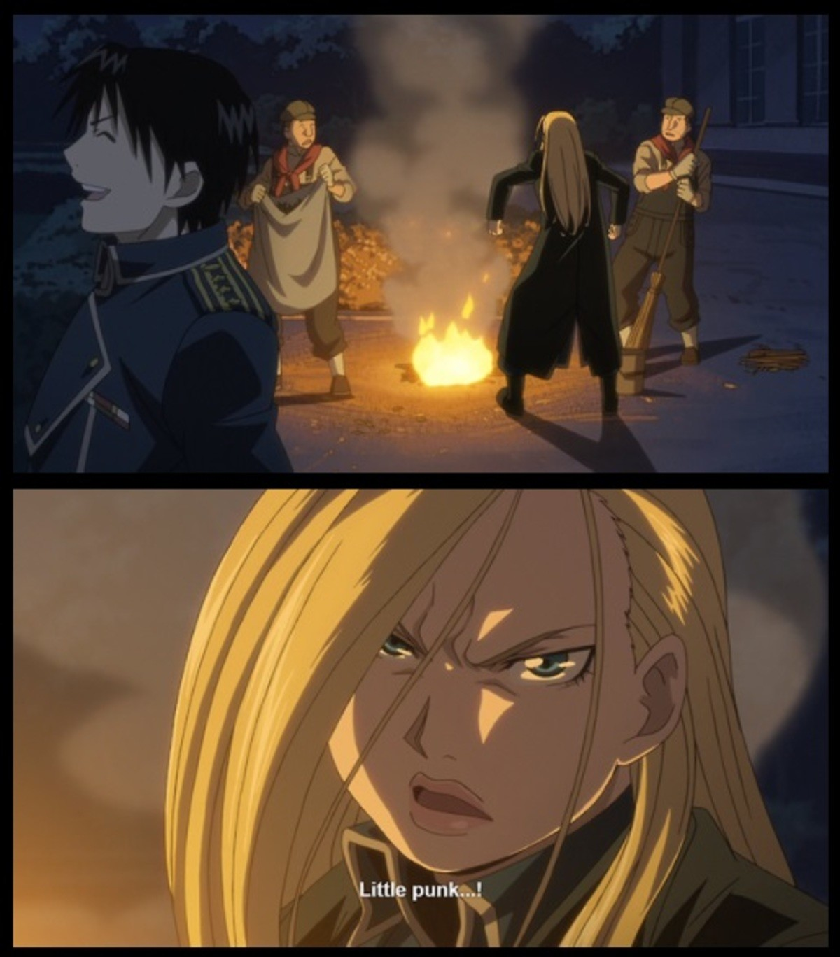 Roy mustang. .. Roy is also a prodigy with undeniable skill as both a soldier and an alchemist.