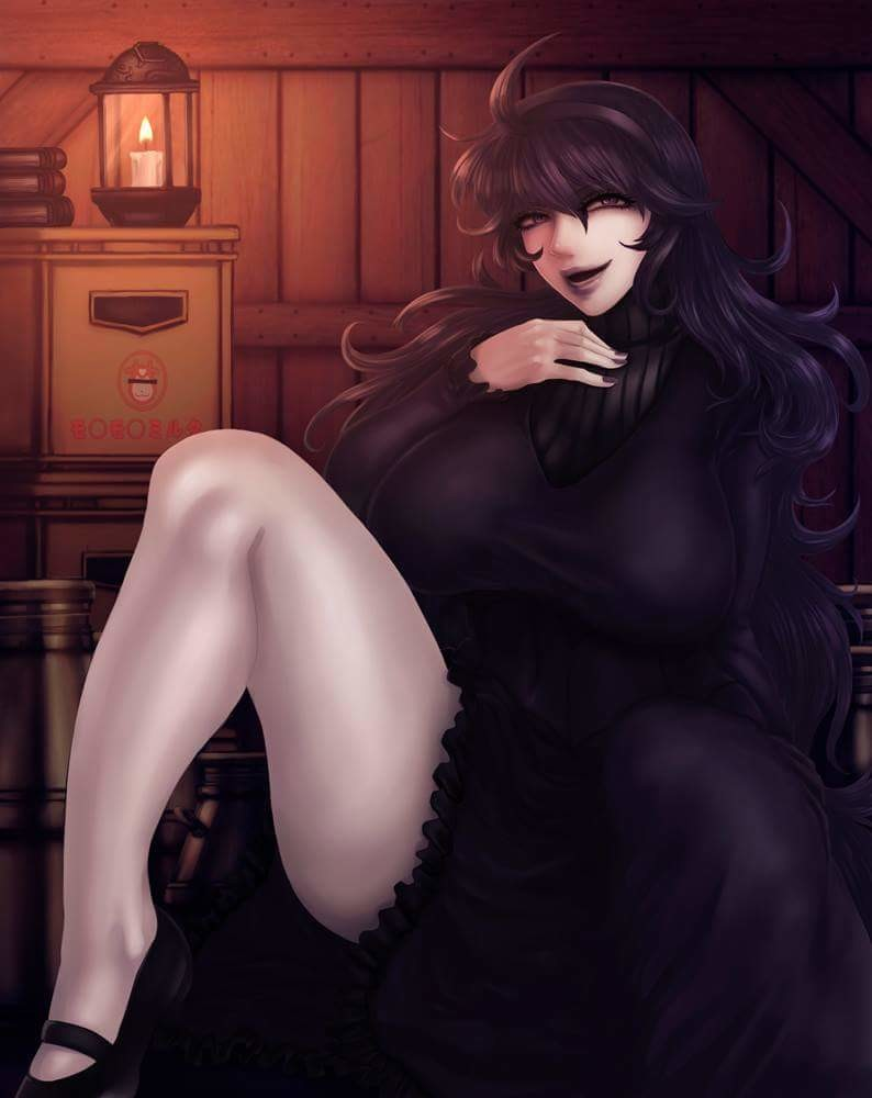 Seductive Hex Maniac. Why is she so popular? Shes only a trainer template join list: ThiccThighs (4569 subs)Mention History join list:. I WAS SUMMONED! AND IT WAS GOOD! join list: MojyoFansMention History
