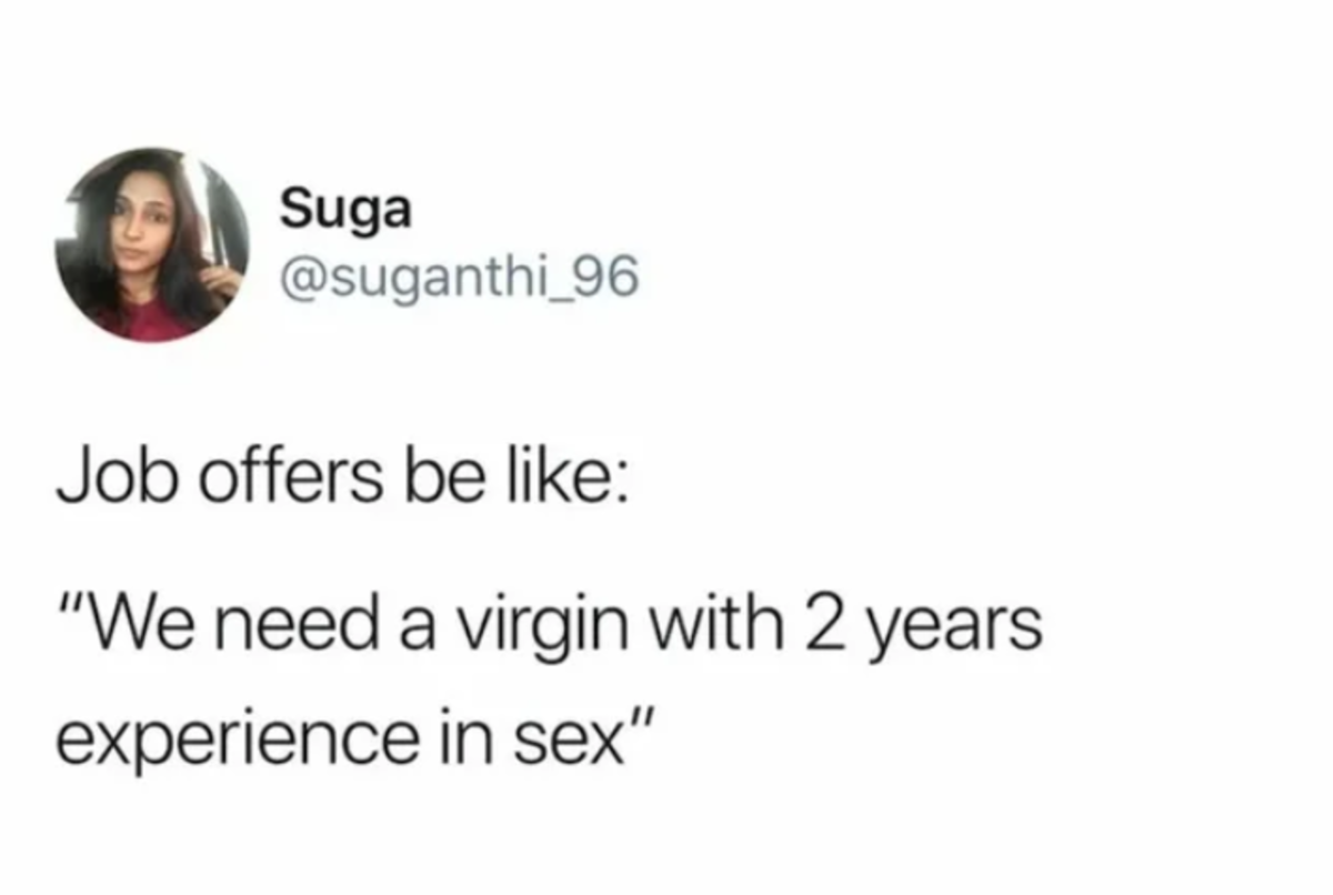 Sexless. .. Just like actual sex with women