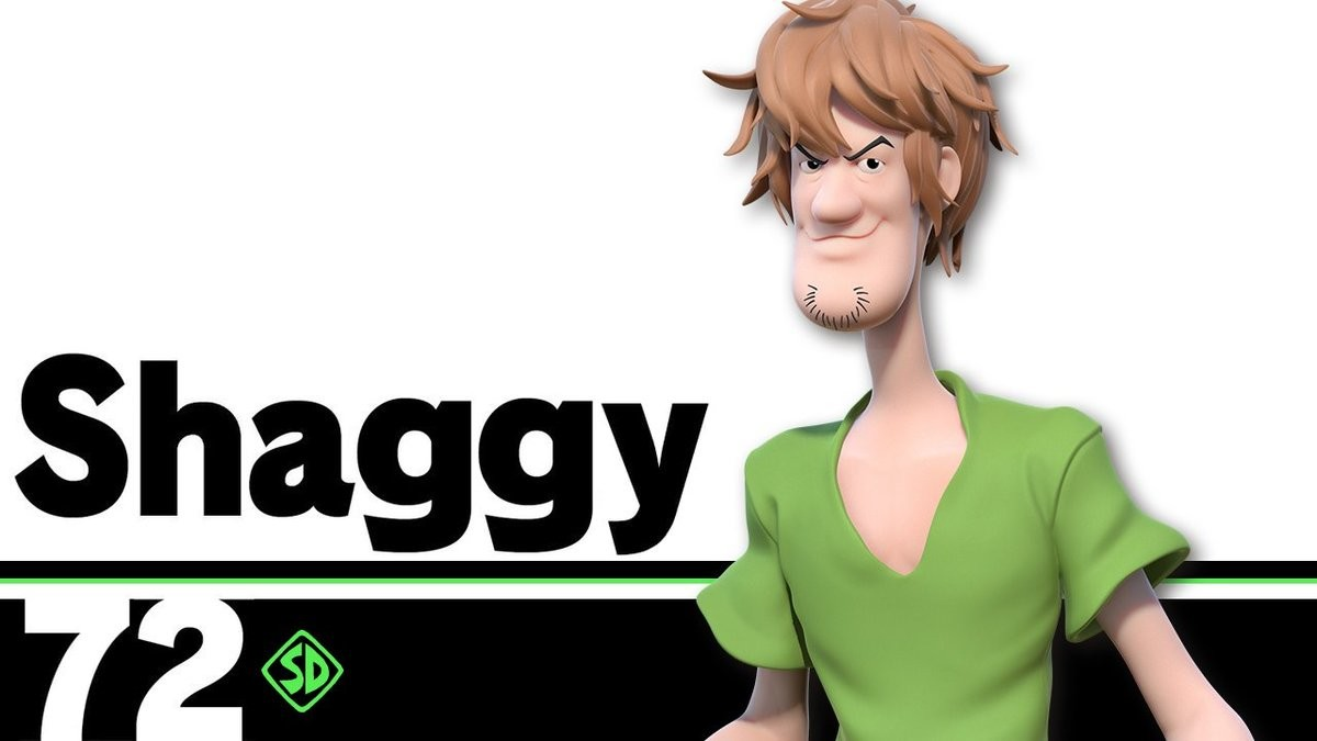 Shaggy swooces in. .. Fun fact: The actor who portrayed Shaggy (Matthew Lillard) succumb to a long-term disease after the filming of Scooby Doo and doctors couldn't cure or understan