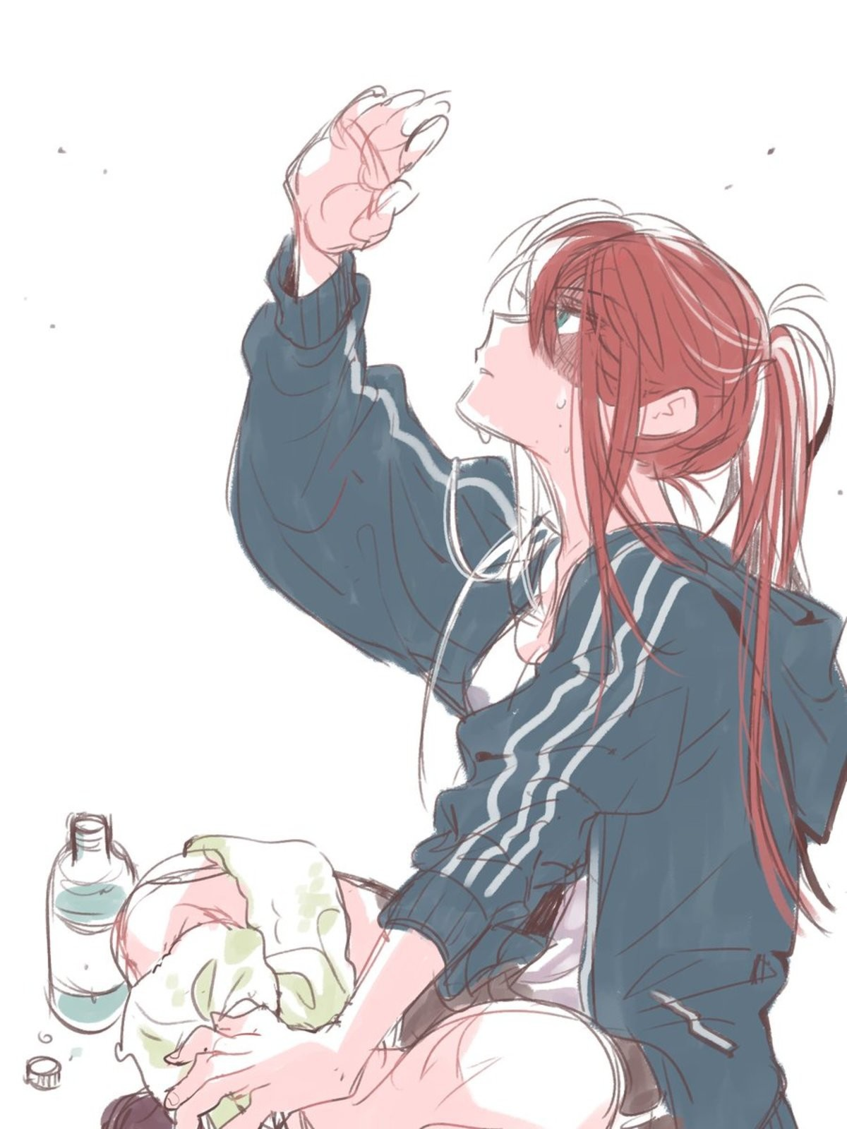 Shoko(?) Todoroki. Just discovered the R63 channel today, here's my contribution.