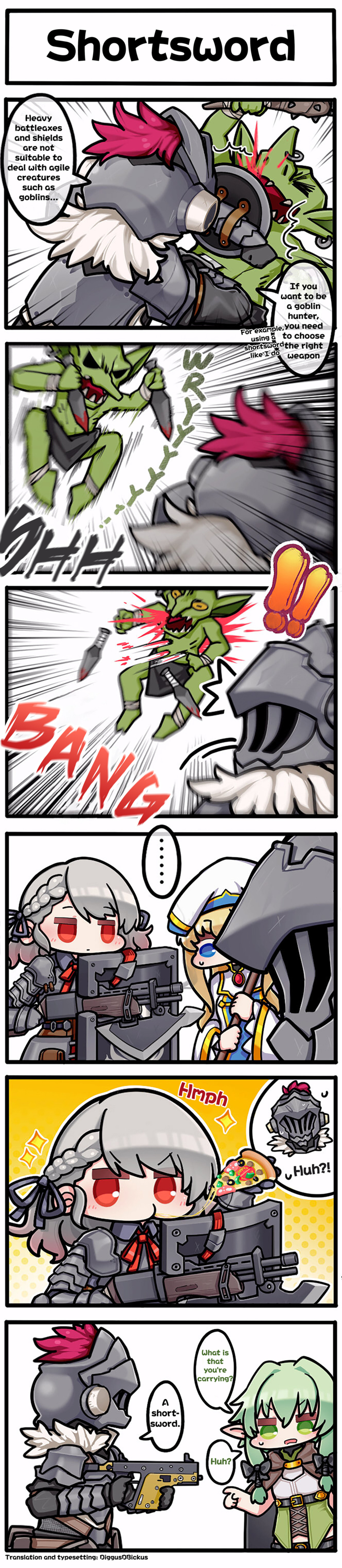 Shortsword. join list: GirlsFrontline (501 subs)Mention Clicks: 73009Msgs Sent: 250407Mention History join list:. That axe on the end of the spas is triggering me