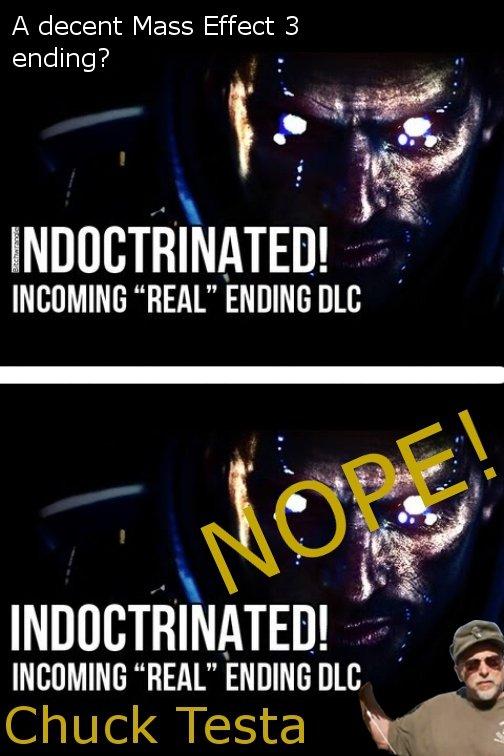 """Spoiler Alert!. . A decent Mass Effect 3 ending? ll) % """"BEAU ENDING intil INCOMING """"BEAU ENDING DUI"""
