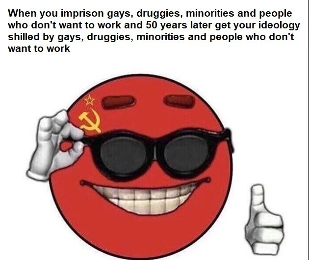 Stalin was a traditionalist. .. But I thought that wasn't real socialism?