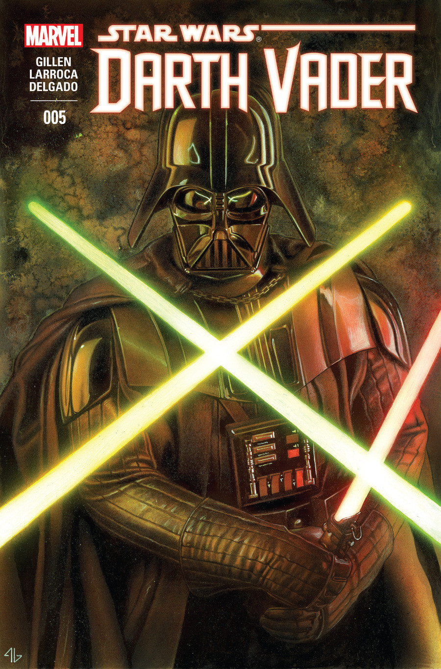 Star Wars Darth Vader issue 5. join list: StarWarsDarthVader (283 subs)Mention History The fifth issue of the canon Darth Vader comic series If you havent read