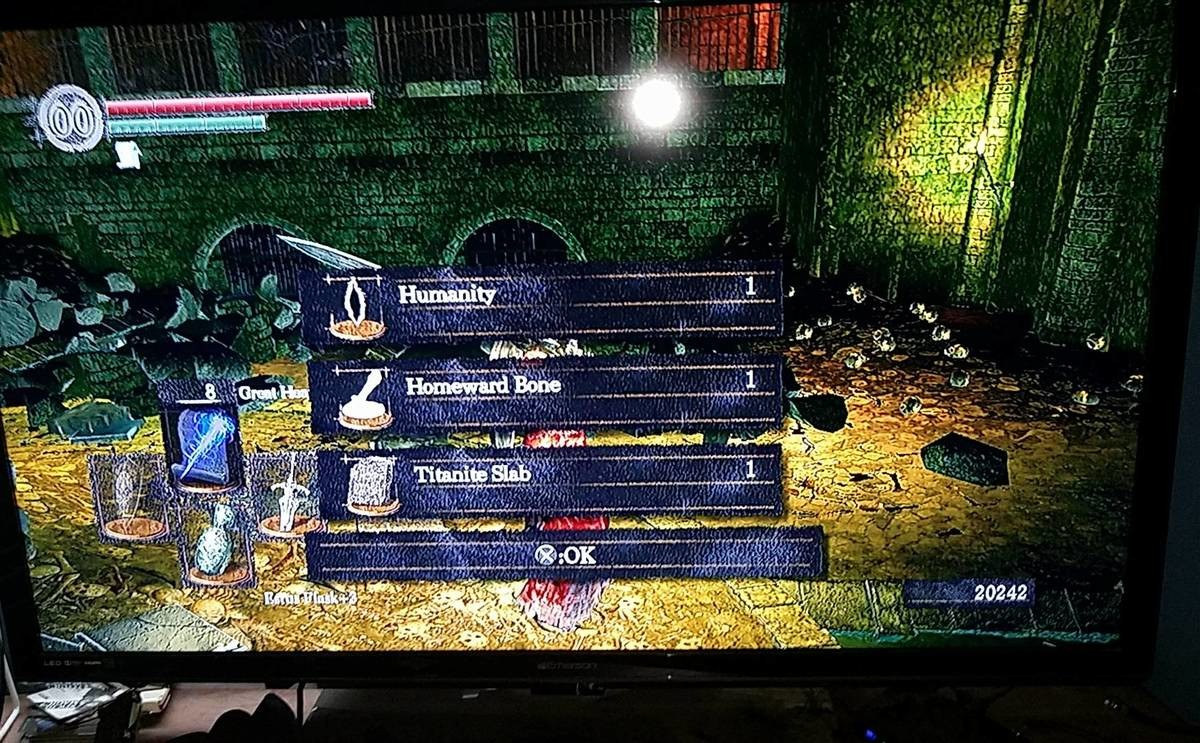 Stayed up for twenty four hours straight playing ds1 on my ps3. Been up for twenty four hours playing darkaouls. Just won against the stray demon in a straight