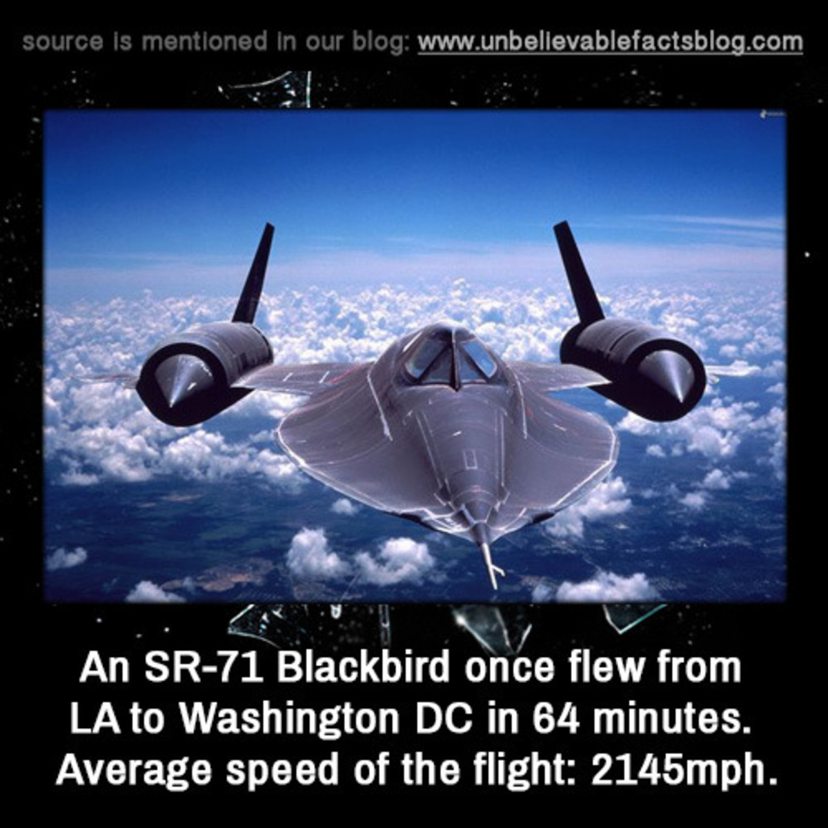 Still The Fastest. A man from my town help develop the JP-7 fuel for Lockheed that was used for the jet... DO YOU EVEN READ MY CHRISTMAS LIST