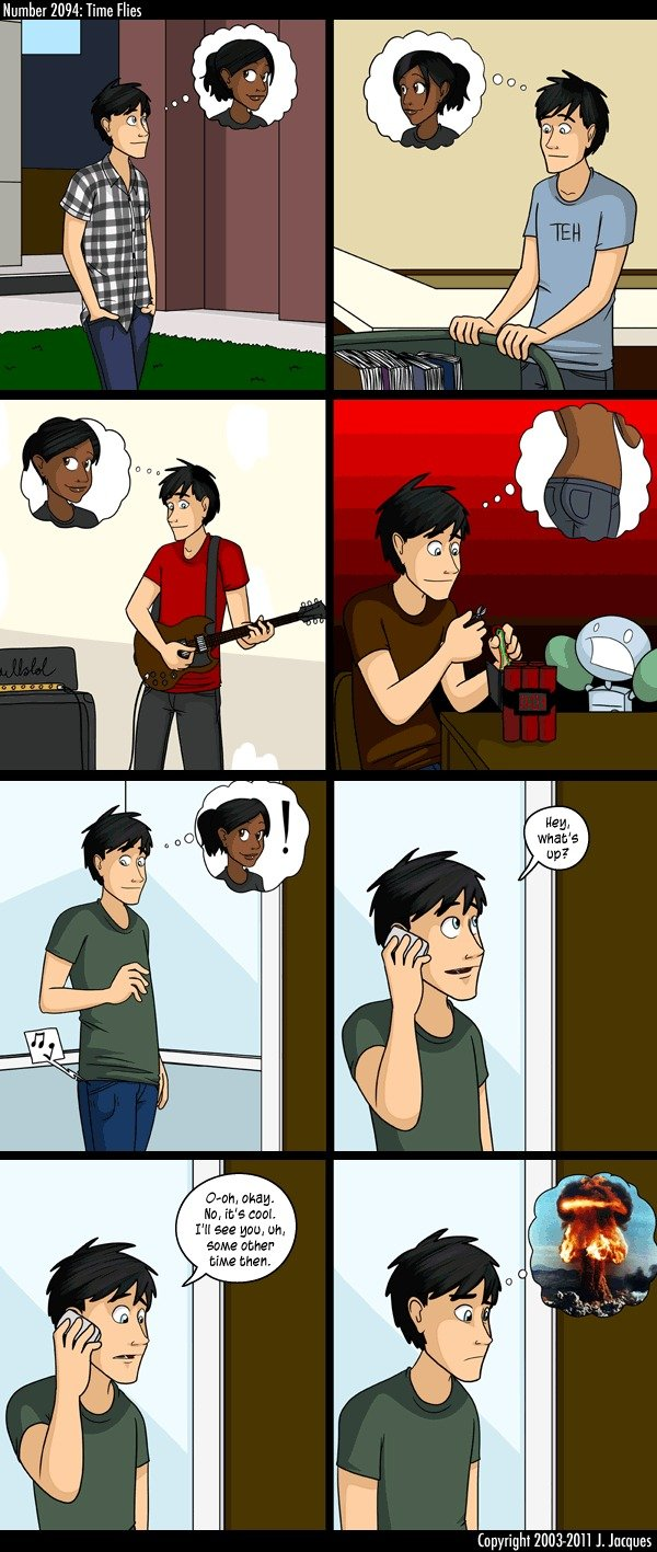 Story of my Life. I know that feel, bro.. N%: Time Flies some other EWHEN. Copyrighting( . staves. Questionable Content!!!!!